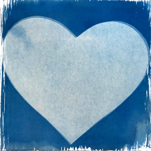 ForeverBlue Cyanotype